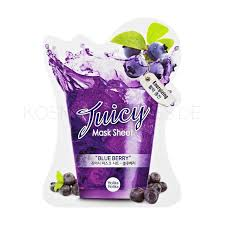 <b>Holika Holika</b> - Blueberry <b>Juicy Mask Sheet</b> | kosmetik4less