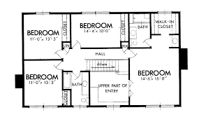 Bedroom Single Floor House Plans Floor Bedroom House  Beforte comodern bedroom house floor plans