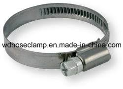 band width 9mm german type w2 stainless steel hose tube pipe clamps clips 32 50mm