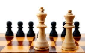 체스의 킹과 퀸