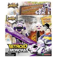 Купить <b>трансформер Young Toys Трансформер Monkart</b> Битроид ...