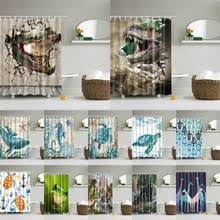 Buy curtain in shower frog and get free shipping on AliExpress.com