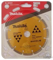 <b>Алмазный диск</b> Makita <b>150х22.2мм</b> Economy [B-28101] купить в ...