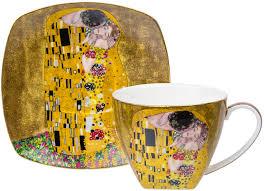 <b>Чайная пара</b> 2 предмета 250 мл 11,5х9х7,5 см Elan Gallery ...