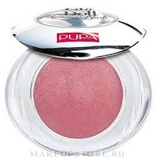 Pupa <b>Like A</b> Doll Luminys Blush - <b>Запеченные румяна</b> с эффектом ...