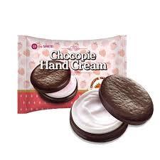 Клубничный <b>крем для рук</b> The Saem <b>Chocopie</b> Hand Cream ...