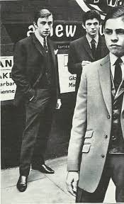 england style steps: the mods take measure  carnaby the mods take measure