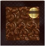 <b>Чокоделика</b>, <b>Молочный Шоколад</b> с Кешью, в подарочной коробке ...