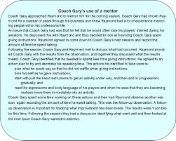 taking charge of your coach development part coach growth finding a mentor mentoring 3