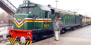 Image result for Rawalpindi Passenger Train