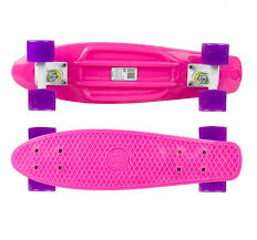 <b>MaxCity Скейтборд MC Plastic</b> Board small - Акушерство.Ru
