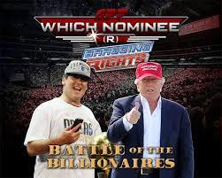 「battle of the billionaires」の画像検索結果