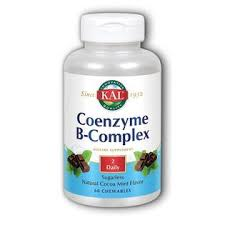 KAL Kal Coenzyme <b>B Complex Chewable</b> 60 Chewable