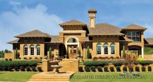 Courtyard Home Plans  Sater Design Collection House DesignsCourtyard House Plans
