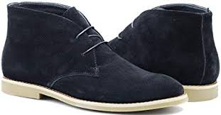 CO02 Men's Chukka <b>Ankle Boots</b> Dress <b>Fashion</b> Oxfords <b>Suede</b> ...