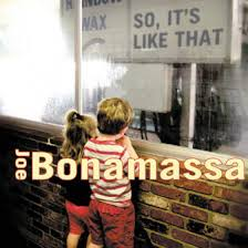 <b>Joe Bonamassa</b> - <b>So</b> It's Like That (Vinyl) - Blue Sounds