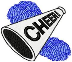 Image result for cheer megaphone