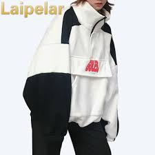<b>Laipelar 2018</b> Oversized Sweatshirt Tops Women <b>Fashion</b> Loose ...