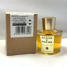<b>ACQUA Di Parma Magnolia</b> Nobile Edizione SPECIALE EDP Refill ...