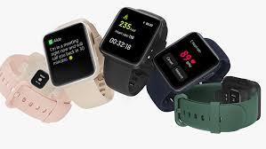<b>Xiaomi</b> выпустила новые дешевые <b>умные часы</b>. Они стоят ...