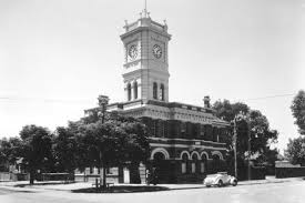 guildford post office in 1949 bayswater post office