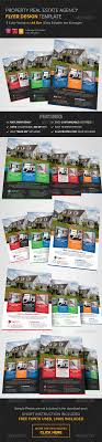 graphicriver property real estate agency flyer template graphicriver property real estate agency flyer template