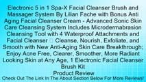 Silk'n Swirl <b>Facial Brush</b> Review - video dailymotion