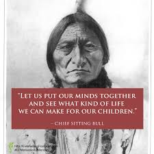 Sitting Bull Quotes. QuotesGram