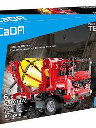 Конструктор <b>радиоуправляемый Пожарная машина</b> C51014W ...