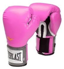 Купить Боксерские <b>перчатки</b> Everlast <b>PU Pro style</b> anti-MB pink 12 ...