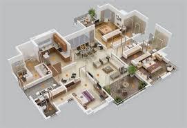 Beautiful Bedroom Single Story House Plans   Bedroom House        Beautiful Bedroom Single Story House Plans   Bedroom House Plan Designs