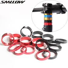 <b>SMLLOW</b> 5/10mm <b>Bike</b> Fork Fine tuning Washers Aluminum Alloy 6 ...