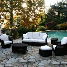 patio couch set new habitat pieces show rattan makes stylish indoor furniture