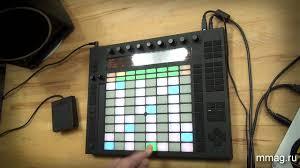 mmag.ru: <b>Ableton Push</b> - универсальный <b>midi контроллер</b> для ...