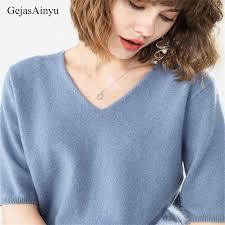 Gejas Ainyu autumn winter <b>women sweaters</b> fashion <b>2018 women</b> ...