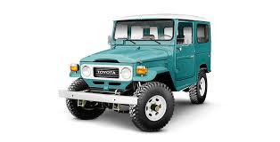 2020 <b>Toyota Land Cruiser</b> Luxury SUV | The timeless icon.