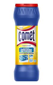 <b>Порошок стиральный</b> COMET чистящий лимон <b>универсальный</b> ...