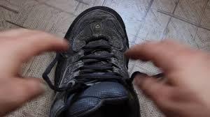 Почему развязываются <b>шнурки</b>. Why the <b>laces</b> are untied - YouTube