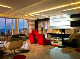 there are many different ideas of led indirect lighting to the ceiling which depend on the size and function of the room you can illuminate the dark ceiling indirect lighting