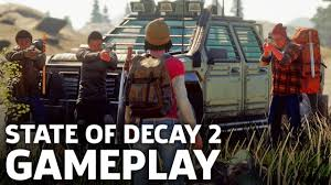 <b>State of Decay 2</b> Gameplay: 8 Minutes Of Salvage And Survival