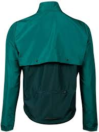 PEARL <b>IZUMI Mens</b> Quest Barrier Convertible Jacket