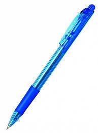 <b>Шариковая ручка</b> FINE <b>LINE</b> автоматическая 0,7мм синяя <b>Pentel</b> ...