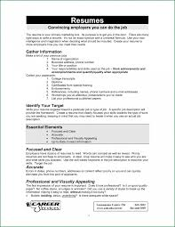first time resume templates summer job resume examples student how resume example executive or ceo careerperfectcom how to write how to write a cv for first