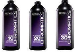 Redken <b>Проявитель крем</b>-масло оксидант Chromatics Oil in ...