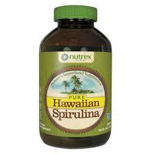Nutrex Hawaii <b>Pure Hawaiian Spirulina Powder</b>, 16 Oz - Walmart ...