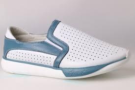 00-8 бело-голубые <b>Туфли</b> летние <b>Zojas Shoes</b> купить в ...