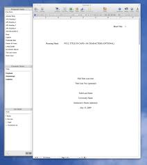 apa format template doliquid apa format template from dr paper software kf8go4ep