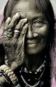 Image result for Photos poor old Indian American Indian women