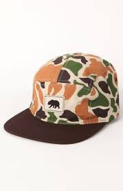 #Zephyr Bubble Camo Camper 5 Panel Hat | 5