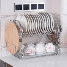 drain dish racks
